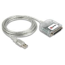 XUPP25 Cavo Adattatore USB / Parallelo DB25 Bi-Direzionale