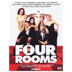 Dvd Four Rooms