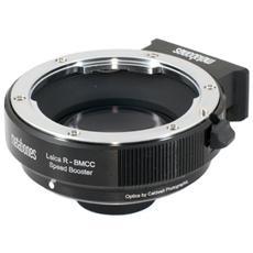Speed Booster Leica R a Blackmagic BMCC MFT