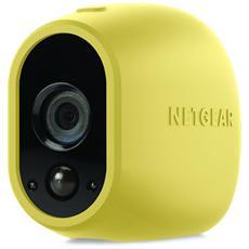 Cover in Silicone per Videocamere Arlo Colore Rosa Azzurro e Giallo