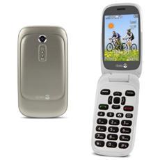 "6520 Champagne / Bianco Display 2.8"" 3G Bluetooth 2Mpx - Italia"
