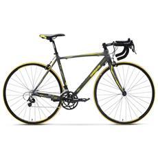Bici Corsa Lombardo Monza 3.0 Campagnolo Xenon 10v Antracite Giallo