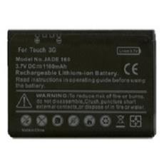 MSPP0213, Ioni di litio, Navigatore / computer mobile palmare / cellulare, Nero, HTC myTouch 3G