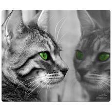 Silk Mousepad - Cat