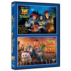 Dvd Toy Story Of Terror+toy Story-tutto