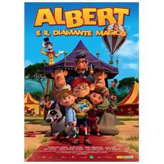 Dvd Albert E Il Diamante Magico