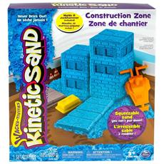Kinetic Sand - Construction - Kit Cantiere