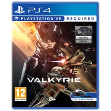 PS4 - EVE Valkyrie VR