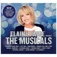 Elaine Paige Pts The Musicals (3 Cd)