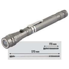 PRTORZFLEX / B Torcia Telescopica Magnetica 3 Led