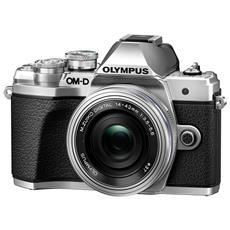 OLYMPUS - E-M10 Mark III Kit 14-42 Sensore Live MOS 16 Mpx...