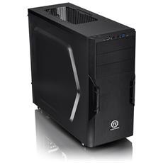 Pc Desktop Thermaltake Versa H22 Intel Core i5-7500 Quad Core 3.4 GHz Ram 8GB SSD 240GB Nvidia GeForce GTX 1050 2GB DVD±RW 2xUSB 3.0 Windows 10 Home