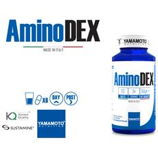 Amino Dex 120 Compresse Yamamoto