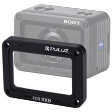 Protezione In Alluminio E Vetro Temperato Per Sony Rx0
