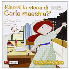 Ricordi la storia di Carla Maestra?