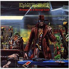 "Iron Maiden - Stranger In A Strange Land (7"")"