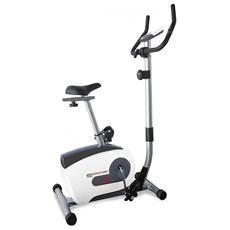 Cyclette BRX Comfort Accesso Facilitato a Cinghia con Computer e Hand Pulse