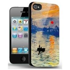 Custodia Cover 3D Per Iphone 5 - Monet 1