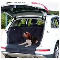 Telo Di Copertura Per Bagagliaio Auto Impermeabile Per Animali Domestici In Tessuto Oxford 185.5x175cm