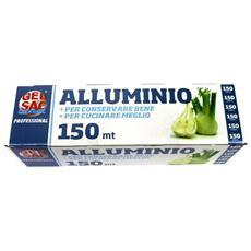 Rotolo Alluminio Metri 150 - 401505