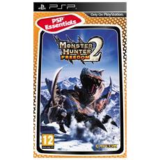PSP - Essentials Monster Hunter Freedom 2