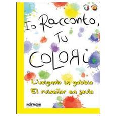 L'usignolo in gabbia. Ediz. italiana e spagnola