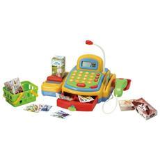 Registratore di Cassa My Cash Register Set 22 Pezzi 3215