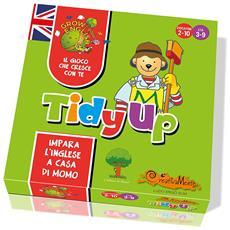 Grow Your English Tidy Up Creativamente Impara L'inglese Dai 3 Anni