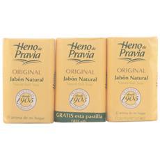 Jabon Natural Lote 3 Pz