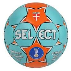 Ultimate Pallone Pallamano N.3 Celeste/arancio