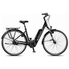 City Bike Elettrica Ktm Macina Eight Xl 28 Sip5 8v Nexus Bosch Nero