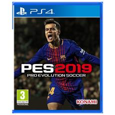 PS4 - Pro Evolution Soccer 2019 - Day One: 30/08/18