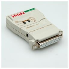 Converter RS232-RS485, without Galvanic Isolation Grigio cavo di interfaccia e adattatore