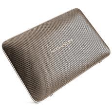Harman / Kardon Esquire 2, Con cavo e senza cavo, Batteria, 75 - 20000 Hz, Bluetooth / 3.5 mm, Universale, Oro