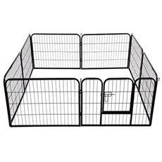 Recinto per animali domestici dimensioni 80x100cm