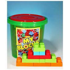 Secchio Costruzioni in plastica Maxi