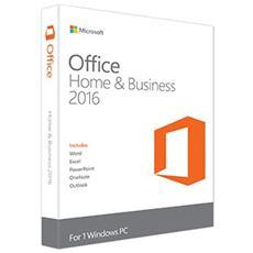 Office Home & Business 2016 1utente (i) ESP