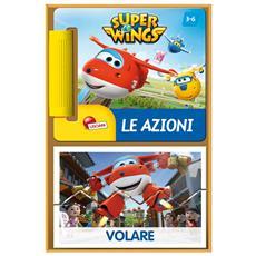 Super Wings - Librogioco Le Azioni