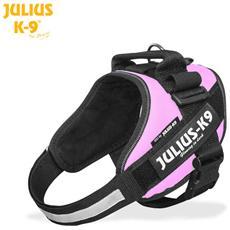 Julius K9 Pettorina Idc Power Harnesses Rosa - Tg. Mini Mini