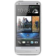 "2374 JP-HTC-ONE-SLV- 4.7"" Cover Argento"