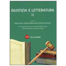Giustizia e letteratura. Vol. 2