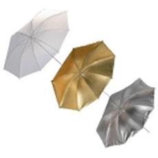 3 Reflex / Translucent Umbrellas, 105/110cm