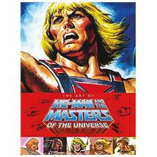 He-Man And The Masters Of The Universe - The Art Of
