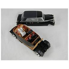 351230pers Mercedes Benz 300d Landaulet 1960 Modellino