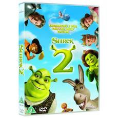 Shrek 2 (Special Edition) (2 Dvd) [ Edizione: Regno Unito]