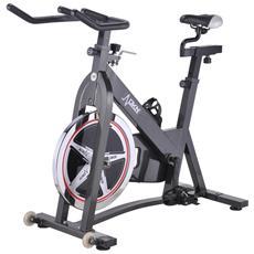 Indoor Cycling Bike Z-11d Con Manubrio Regolabile D'inclinazione E Altezza