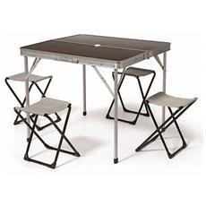 4x4 Tavolo da Campeggio