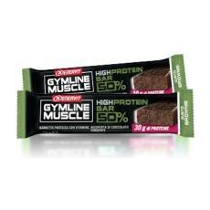 High protein bar 50% cioccolato fondente
