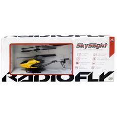 Elicottero SkySlight radiocomandato 27 Mhz 2 funzioni con trimmer