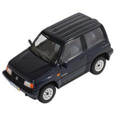 Prd328 Suzuki Escudo 1992 Dark Blue 1:43 Modellino